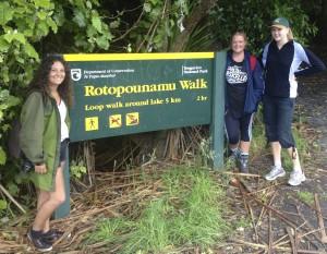 Lake Rotopounamu - 55