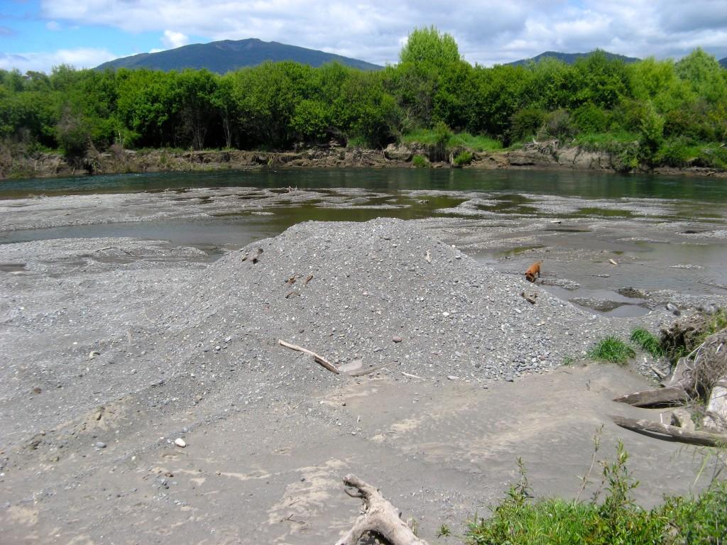 Tongariro shingle