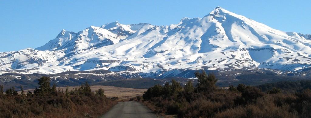 Mt Tongariro, Desert Rd