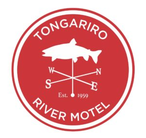 Tongariro Motel Logo Signage copy