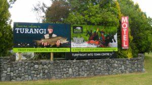 Welcome to Turangi