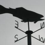 TRM signature from Izzak Walton (1593-1683) fishing lodge