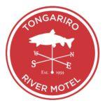 Tongariro Motel Logo Signage copy