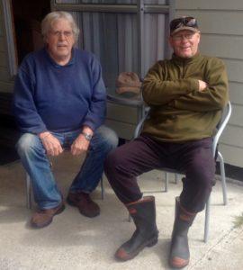 Tony Bishop & Harvey Clark (1)