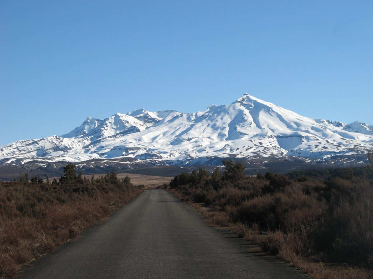 Mt Ruapehu - 10